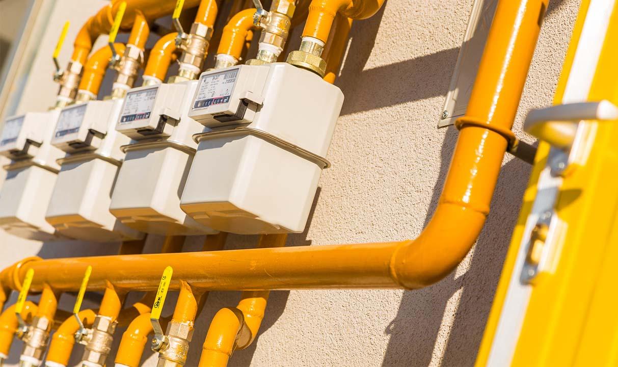 Снабдевање и јавно снабдевање природним гаом